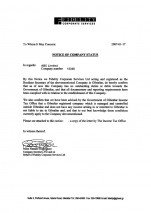 Gibraltar_Tax Certificate.pdf Page: 1