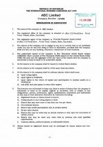 Seychelles_Memorandum and Articles of Association.pdf Page: 2