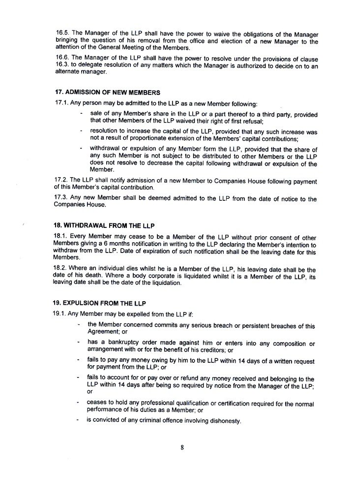 development limited partnership agreement pdf