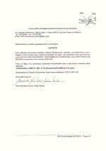 Madeira_Commercial Certificate_portuguese Page: 1