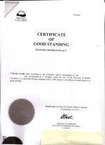 Greece_Certificate of Good Standing Page: 1