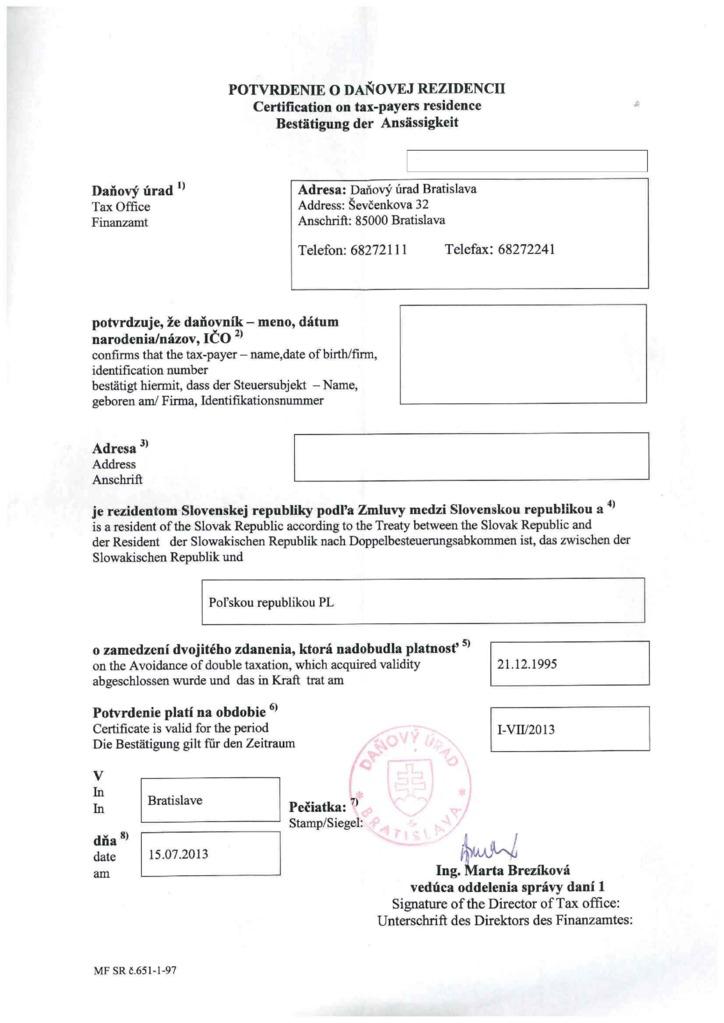 statutory declaration form qld tax return
