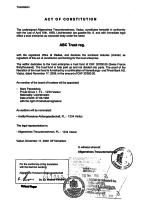Liechtenstein_Act-of-Constitution Page 2 Shot