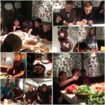 Кулинарный мастер-класс-завтрак. Мастер-класс по профориентации для воспитанников детских домов.