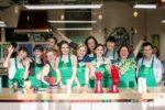 День Азиатской кухни в кулинарном клубе Короли и Капуста по случаю приезда в Москву сотрудников нашего Гонконгского офиса: Саши Мазура и Лау