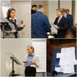 Ведущие консультанты GSL на совместном семинаре GSL и MAXIMA LEGAL в Санкт-Петербурге