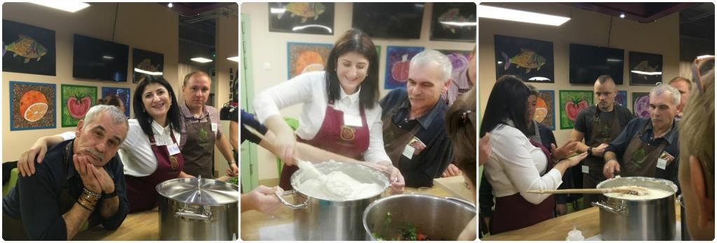 Мастер-класс по приготовлению мамалыги от нашего кулинарного эксперта - Регины