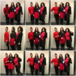 ladies in red 2018