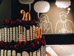 """Наш торт! Поздравляем тех, кто много лет с неустанным оптимизмом, бодростью и преданностью вносит свой вклад в развитие компании! Праздник """"10+"""" 2019"""