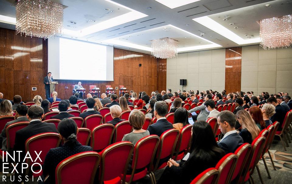 23-24 сентября 2019 года представители компании GSL выступили в Москве в отеле Lotte на международной конференции-выставке INTAX EXPO Russia
